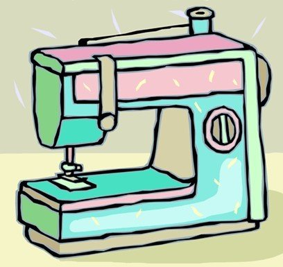 Sewing day clipart free Kids\' Sewing Camp free