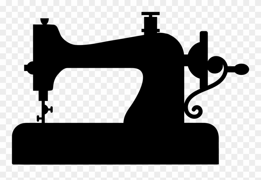 Sewing machine logo clipart banner free stock Sewing Machine Clipart Mother - Png Download (#493241 ... banner free stock