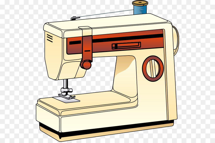 Sewing machine vector clipart graphic transparent stock Sewing Machines Machine png download - 600*596 - Free ... graphic transparent stock