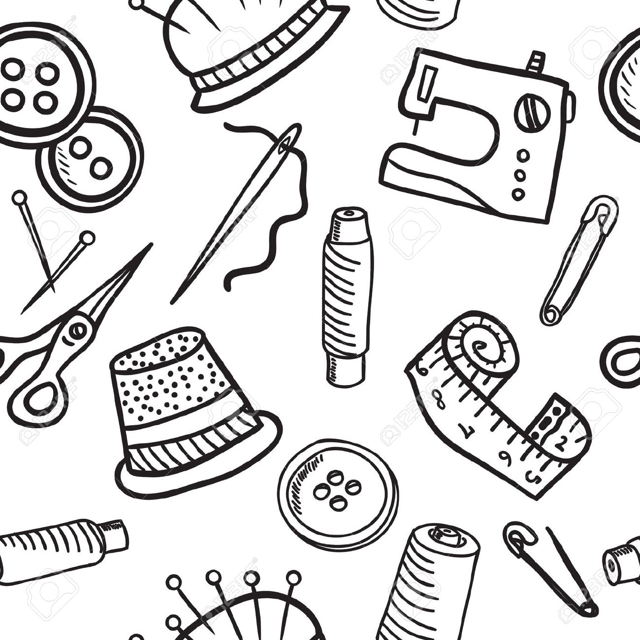 Sewing patterns clipart clip art Clipart for sewing patterns - ClipartFox clip art