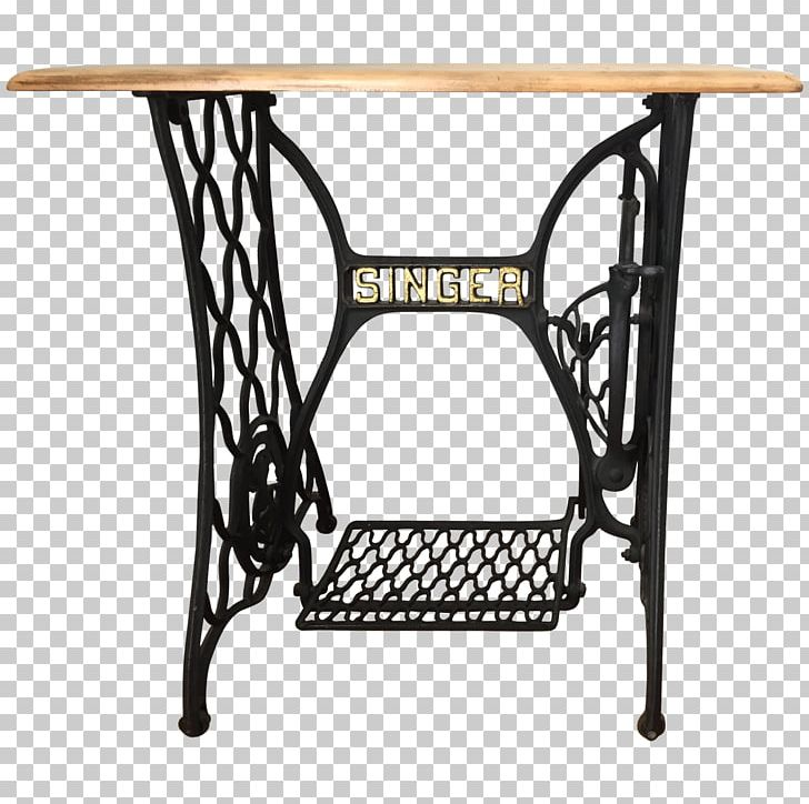 Sewing table clipart png download Sewing Table Sewing Machines Singer Corporation Treadle PNG ... png download