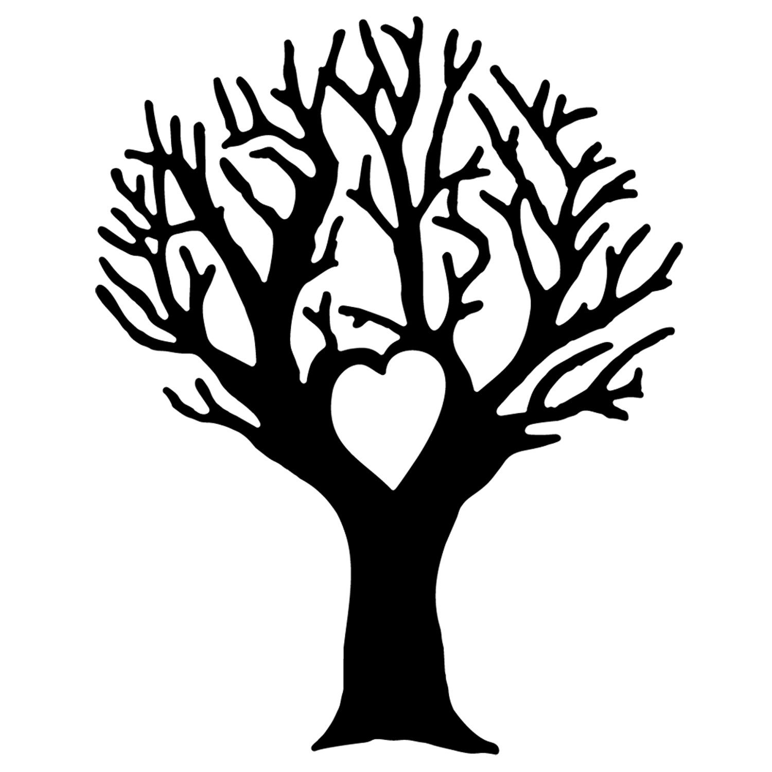 Sgrafitto clipart tree vector freeuse stock Savvy Stamps Love Tree Die   Crafting (Trees)   Tree ... vector freeuse stock