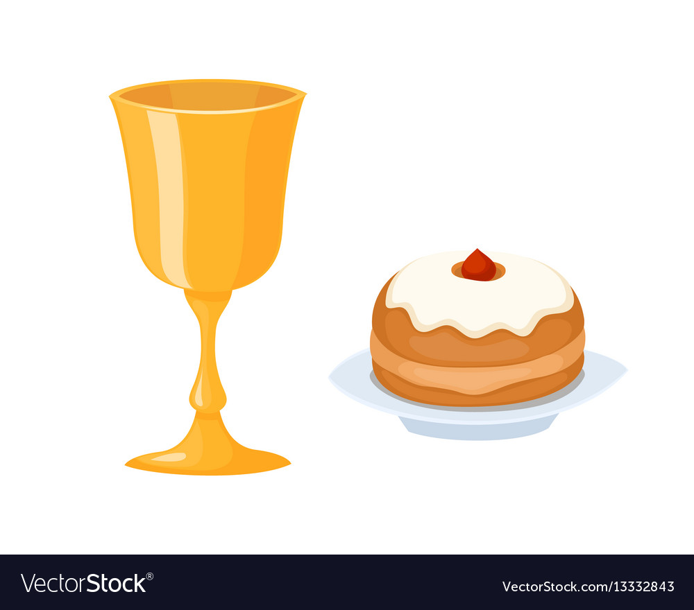 Shabbat wine clipart picture library stock Wine cup used for jewish kiddush shabbat drink picture library stock