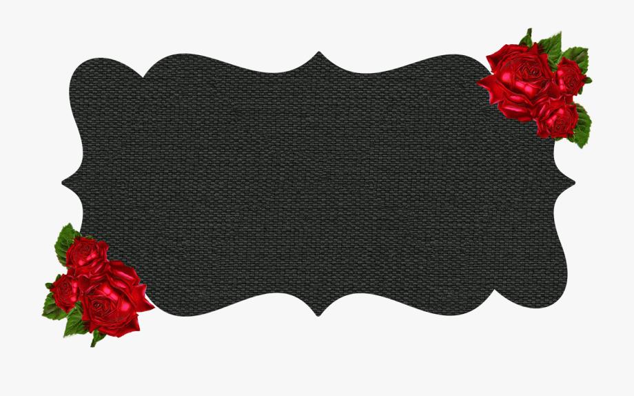 Shabby frame clipart clip art free download Burlap & Kraft Shabby Frames Clip Art With Roses - Shabby ... clip art free download