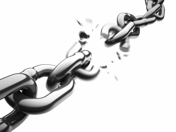 Shackles breaking clipart vector freeuse Broken Shackles Drawing Shackles and chains clipart ... vector freeuse