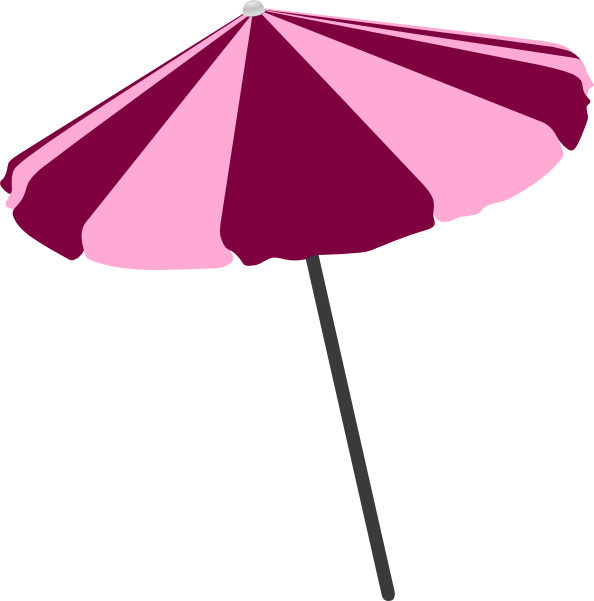 Sun shade clipart picture royalty free stock Beach Umbrella Clip Art at Clker.com - vector clip art online ... picture royalty free stock