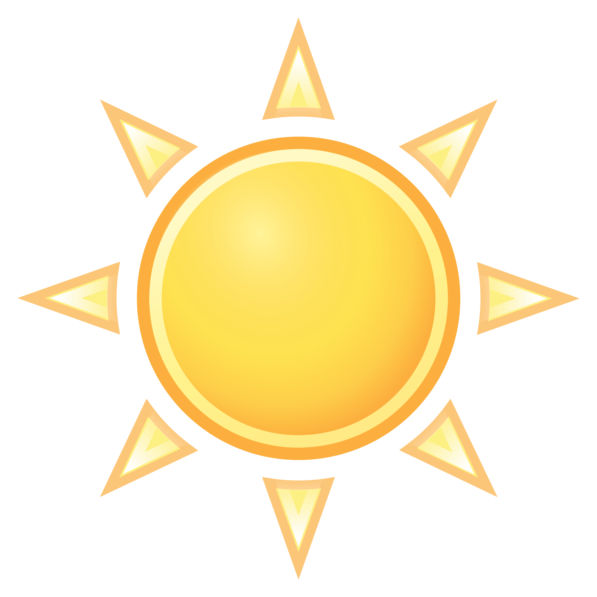 Weather sun clipart jpg free library Heat Warning - September 25, 2017 - My Bancroft Now jpg free library