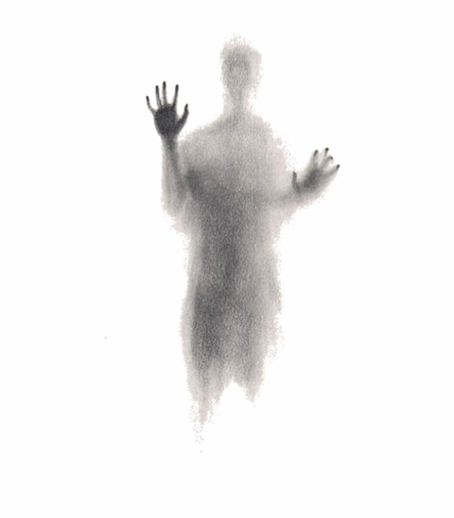 Shadow ghost clipart vector Scary Hand Creepy Shadow Fog Halloween Clip Stock Scary ... vector
