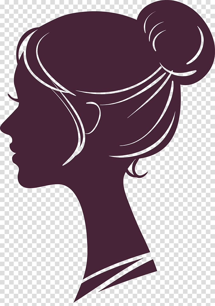 Shadow head clipart picture free Female Silhouette, shadow transparent background PNG clipart ... picture free