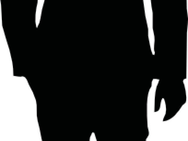 Shadow of a person in a dress clipart image royalty free library HD People Silhouette Clipart Shadow Person - Casual Dress ... image royalty free library