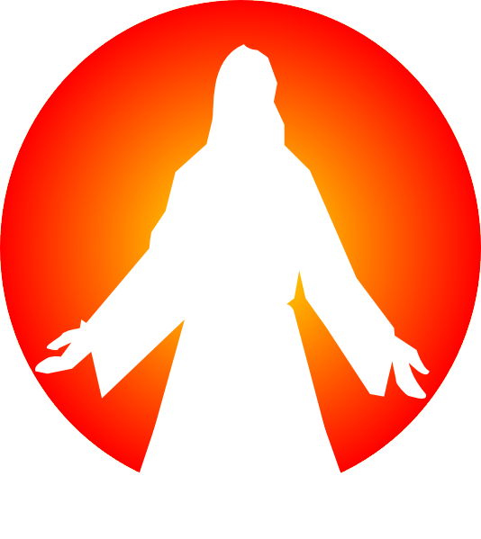 Shadow with sun clipart clip art transparent stock Jesus Christ With Sun Clip Art at Clker.com - vector clip art online ... clip art transparent stock