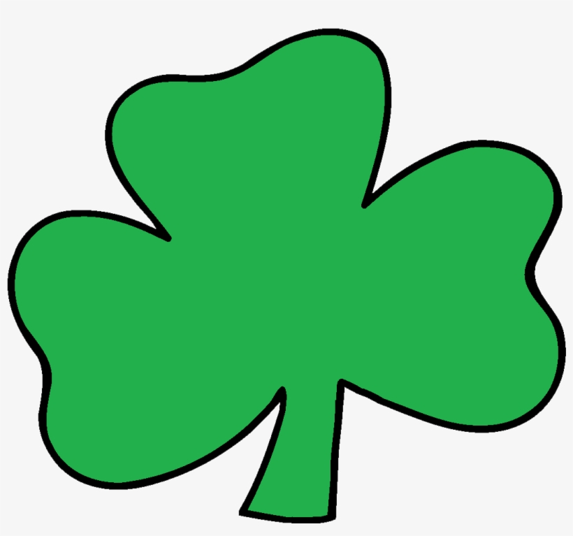 Shamrock clipart photos picture free download Clipart Shamrock Clipart Clipart Image - St Patricks Day ... picture free download
