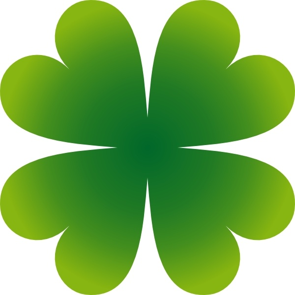 Shamrock clipart vector free clip art library Four Leaf Clovers Clipart | Free download best Four Leaf ... clip art library
