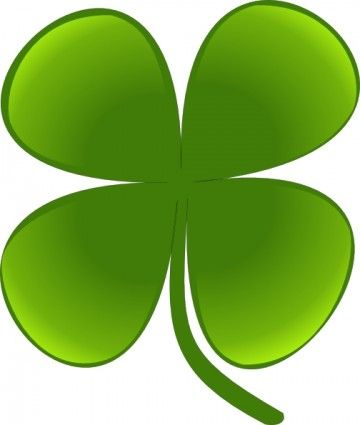 Shamrock clipart vector free vector freeuse stock Free vector shamrock clip art free vector for free download ... vector freeuse stock