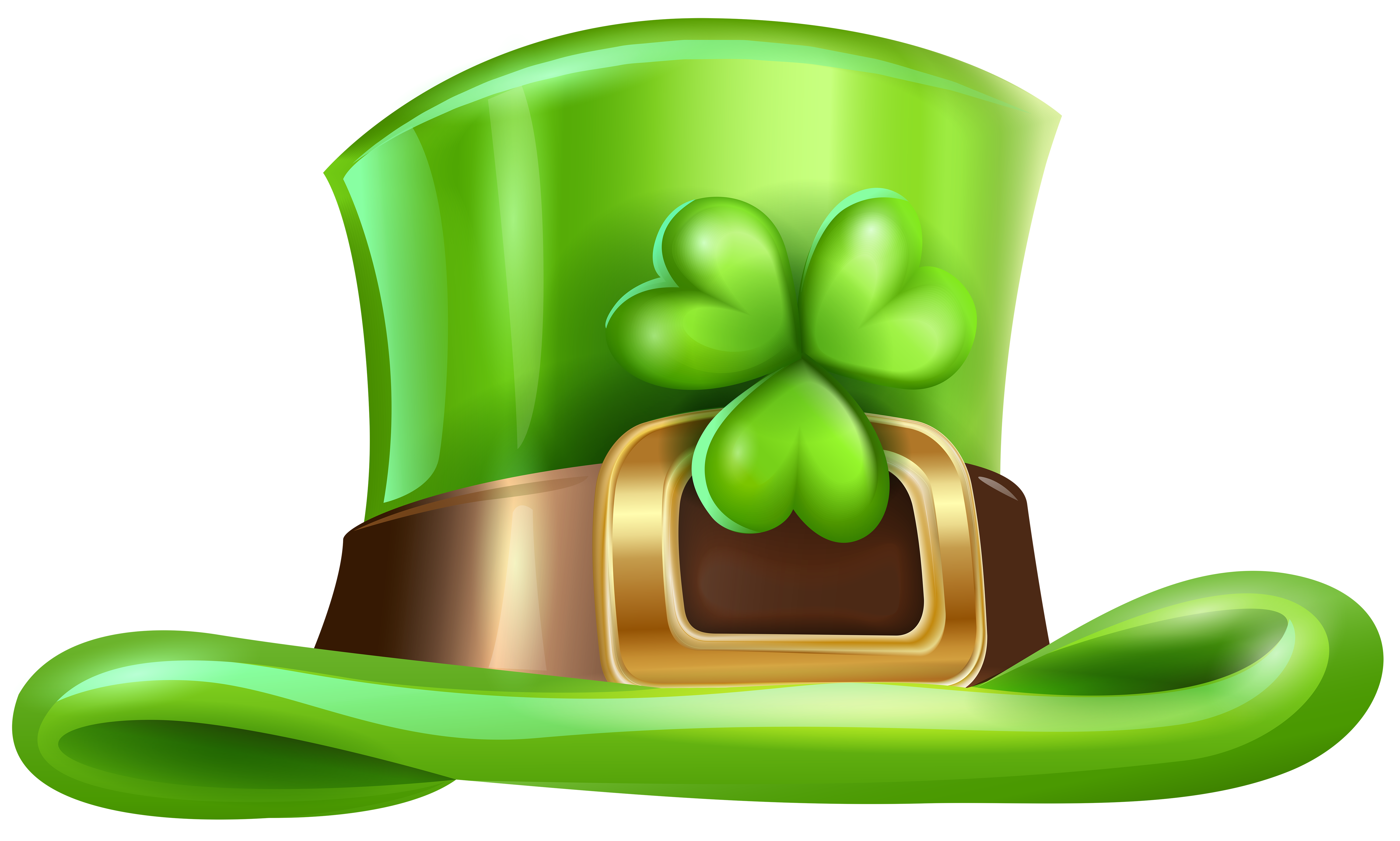 Shamrock w a face clipart transparent background banner freeuse library 21 Best St. Patrick\'s Day Clipart Images | #419735 ... banner freeuse library