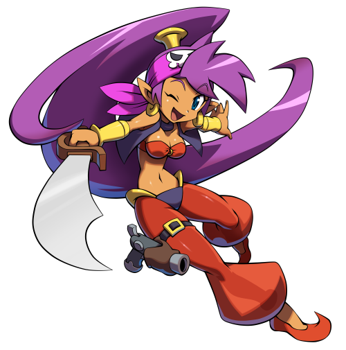 Shantae and the pirate s curse clipart princess jpg free Shantae (Shantae) - 3rd party newcomer from WayForward ... jpg free