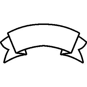 Shape banner clipart banner download Banner shape clipart 4 » Clipart Portal banner download