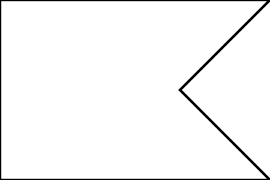 Shape banner clipart picture Flag Cartoon clipart - Shape, Banner, Triangle, transparent ... picture