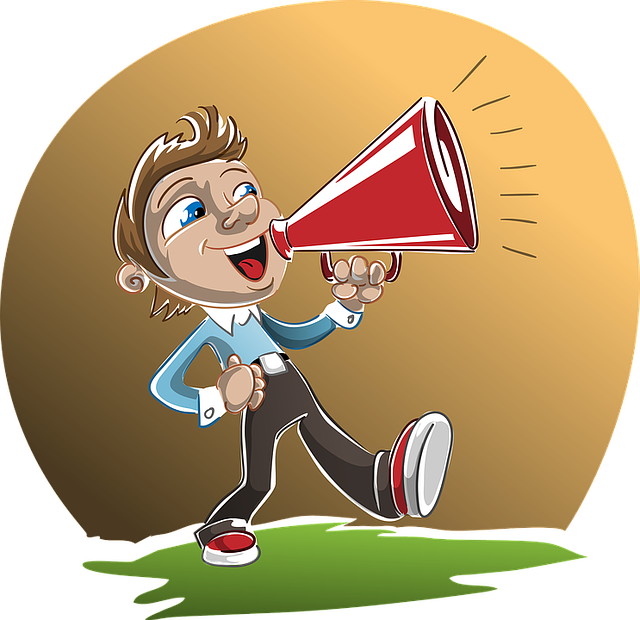 Share of voice clipart png free library 5 Tactics For Increasing Your Brand Voice On Social Media ... png free library