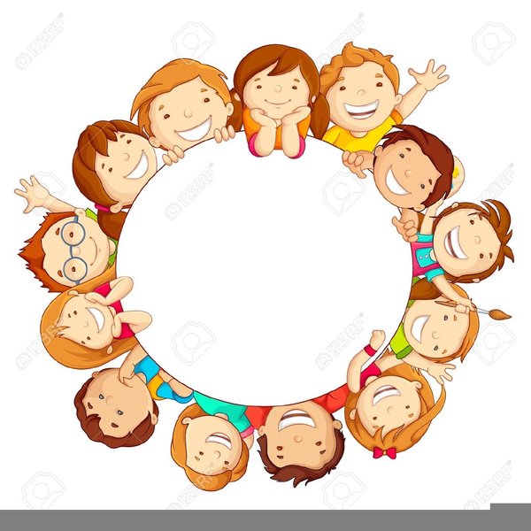 Sharing circle clipart clipart free stock Students Sitting In A Circle Clipart | Free Images at Clker ... clipart free stock
