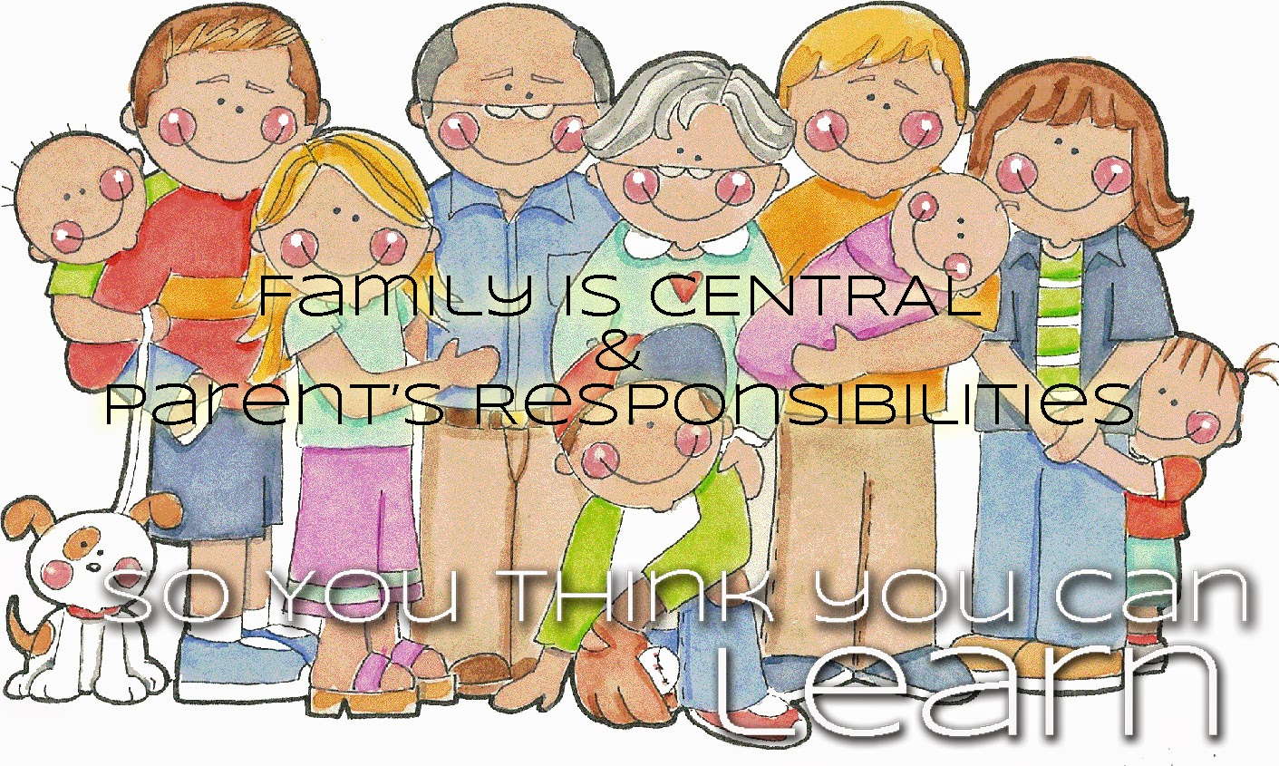 Sharing time clipart clip art library library So You Think You Can Learn: April Sharing Time - Family is ... clip art library library