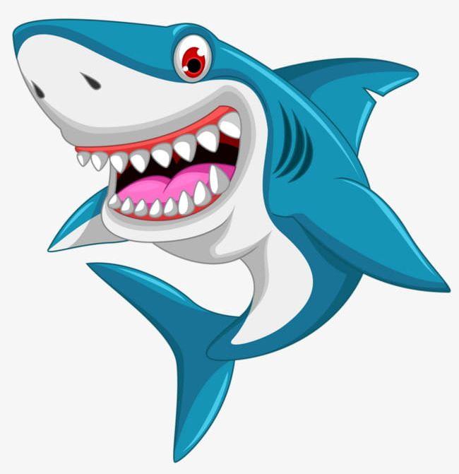 Shark cartoon clipart banner freeuse download Cartoon Great White Shark PNG, Clipart, Cartoon, Cartoon ... banner freeuse download