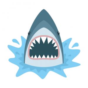 Shark teeth images clipart jpg stock Shark Teeth OOh Ha Ha jpg stock