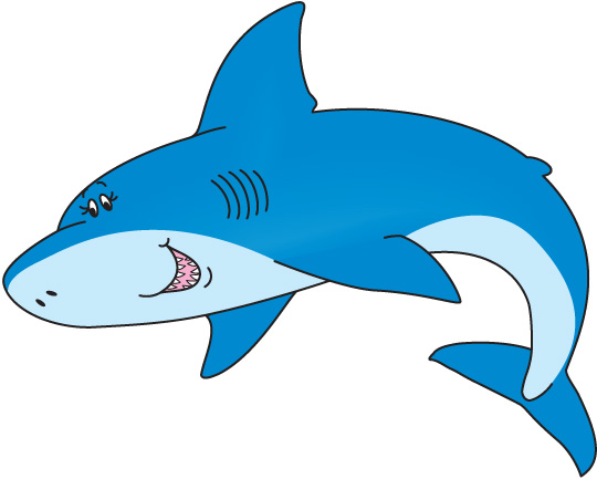 Sharks free clipart image free library Free shark clip art free clipart images 4 – Gclipart.com image free library