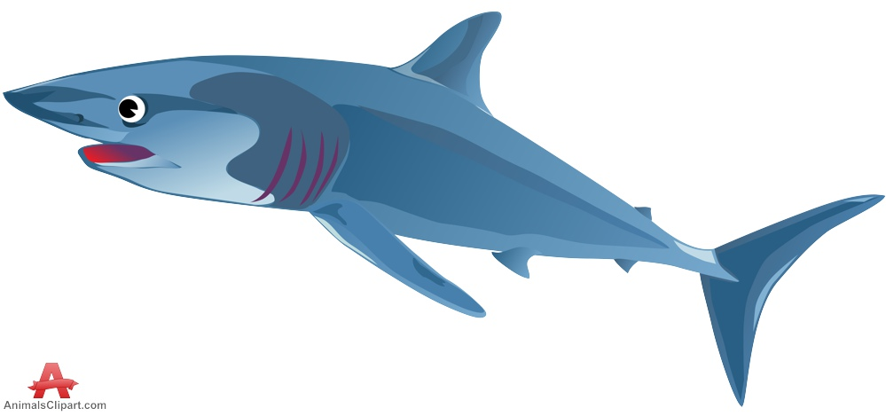 Sharks free clipart graphic library Blue shark clipart design free clipart design download ... graphic library