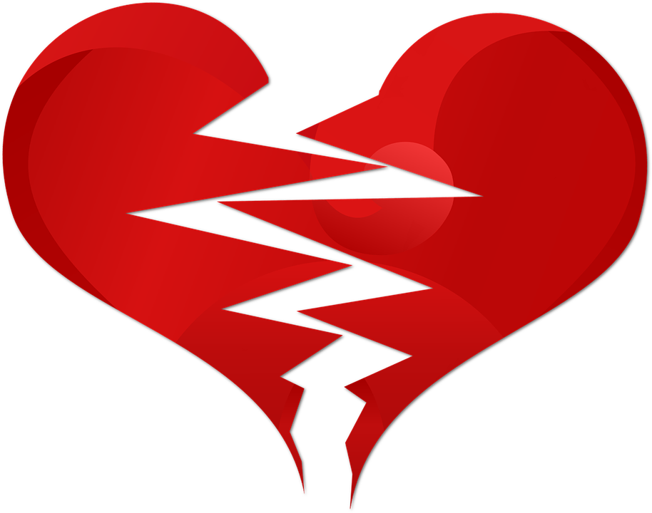 Stitched heart clipart clip black and white library 55 Best Broken Heart Pictures And Images clip black and white library