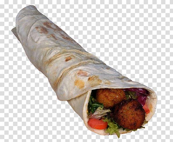 Shawarma sandwich clipart banner transparent stock Falafel Wrap Shawarma Doner kebab, kebab wrap transparent ... banner transparent stock