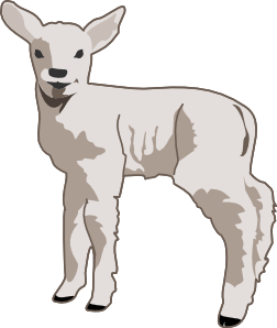 Sheep showing clipart clipart free Small Sheep clip art Free Vector / 4Vector clipart free