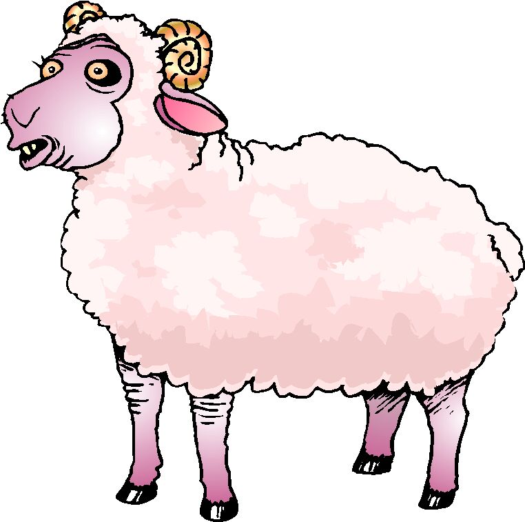 Sheep showing clipart vector stock Sheep lamb clipart black and white free clipart images image ... vector stock