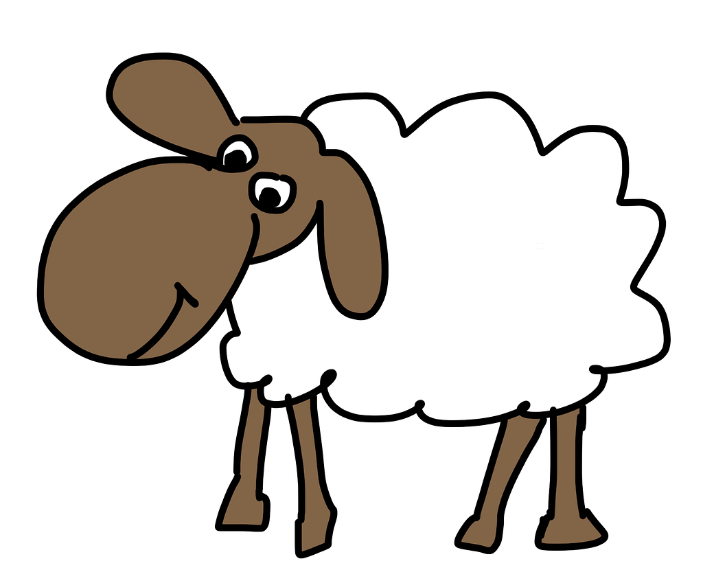 Turkey as a sheep clipart clip free download Show lamb clipart - ClipartFest clip free download