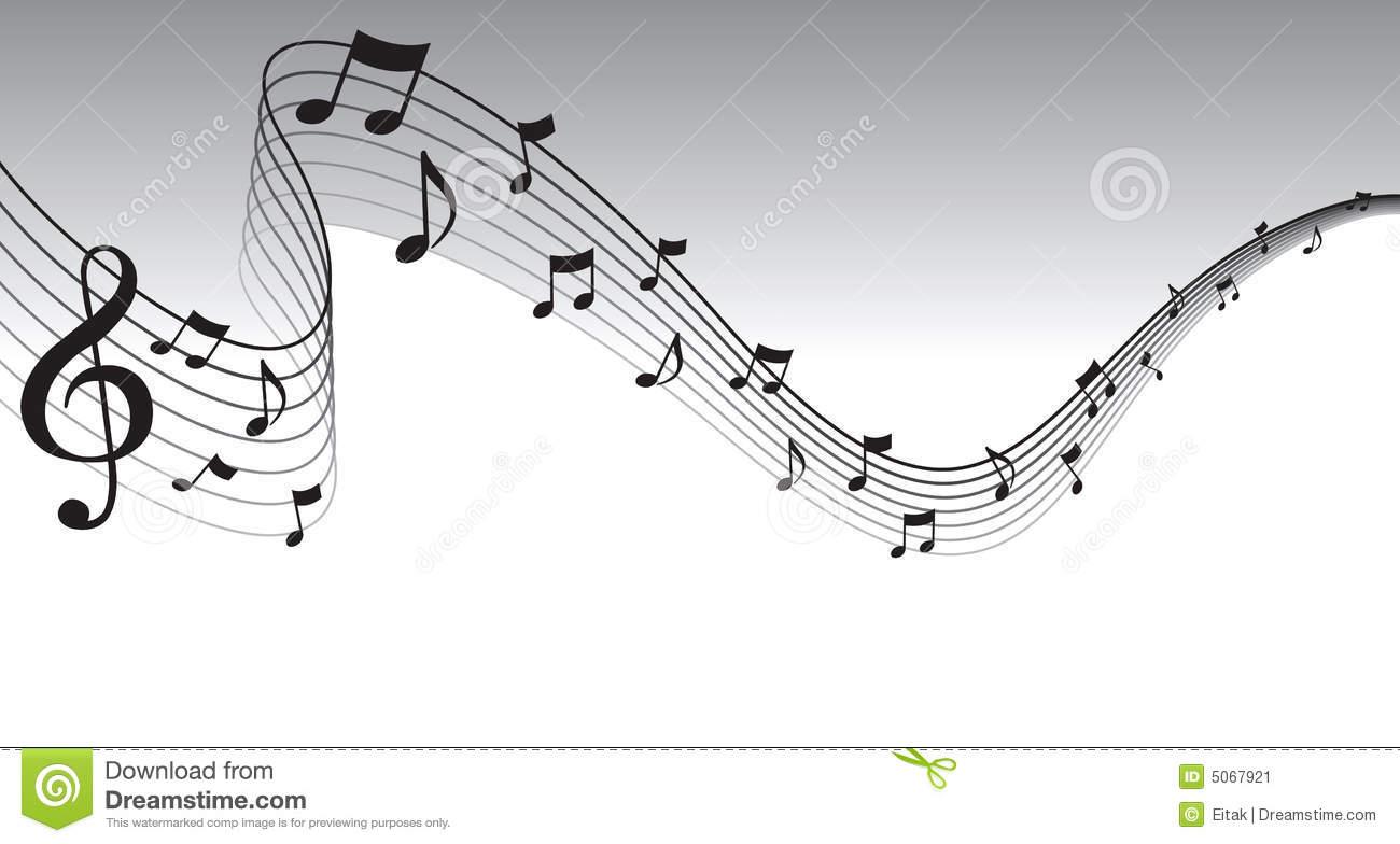 Sheet music border clipart svg royalty free download Black Sheet Music Page Border   Clipart Panda - Free Clipart ... svg royalty free download