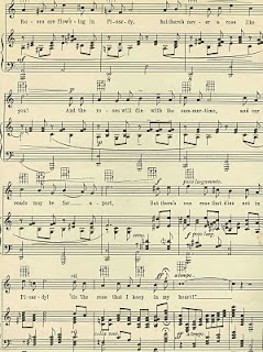 Sheet music clipart image 17 Best images about vintage printable sheet music on Pinterest ... image