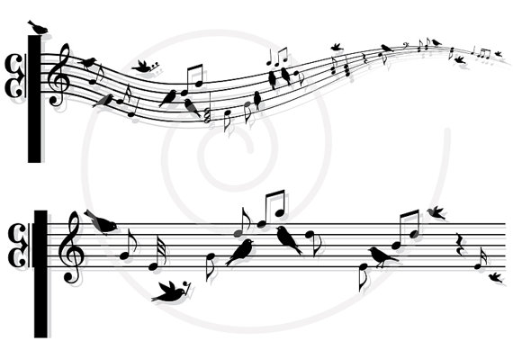 Sheet music clipart clip art black and white 17 Best images about Music stuff on Pinterest | Printable sheet ... clip art black and white
