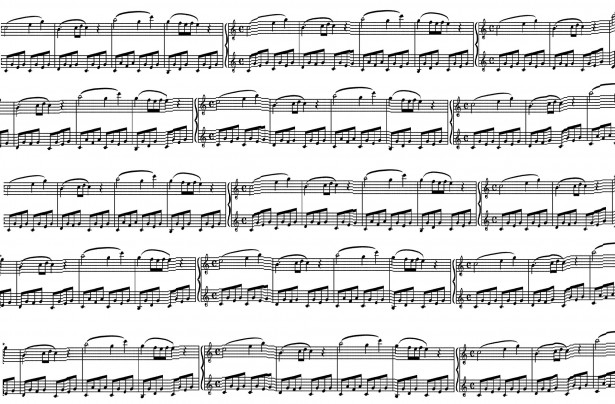 Sheet music clipart free image freeuse library Sheet music clipart free - ClipartFest image freeuse library