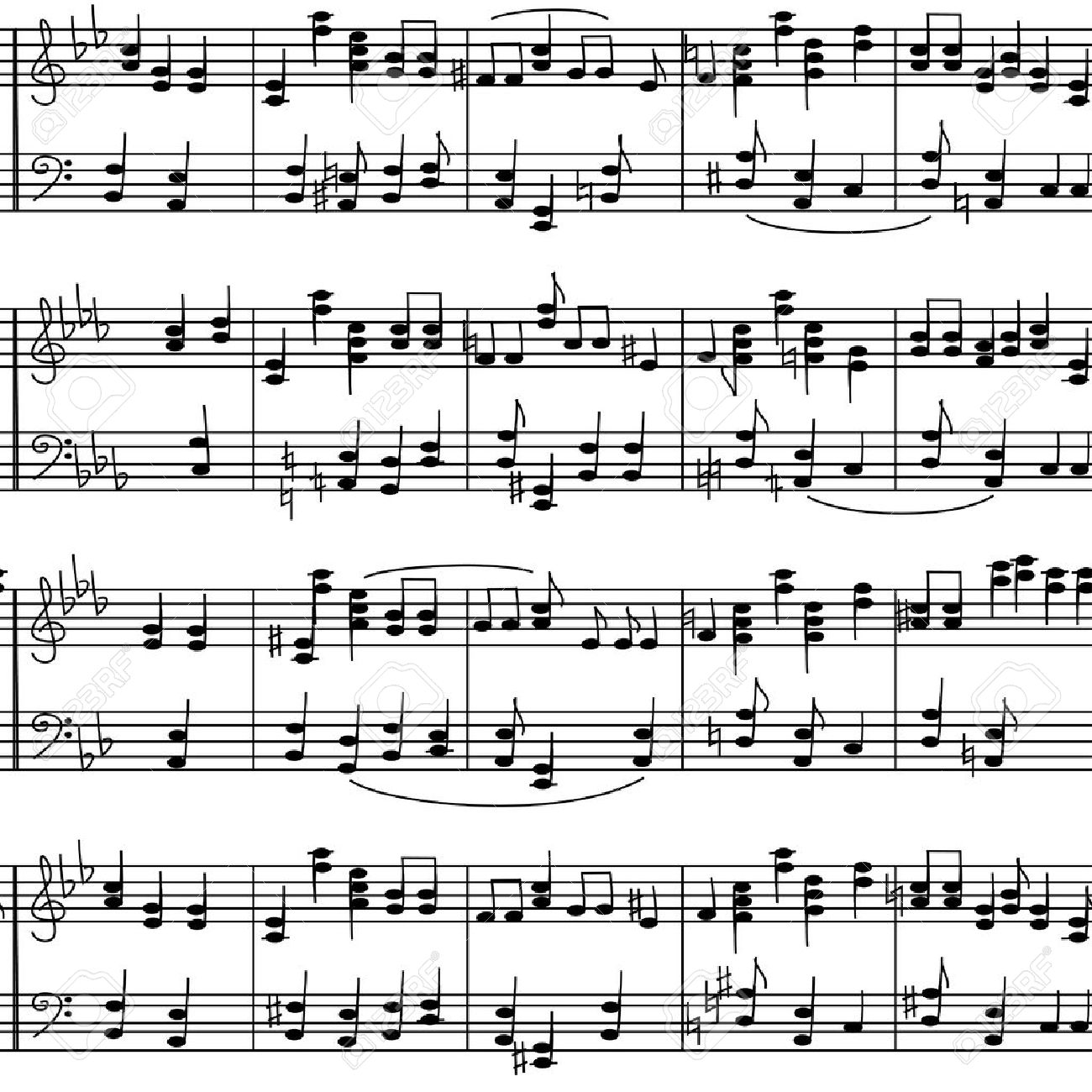 Sheet music clipart free png free library Sheet music clipart free - ClipartFest png free library