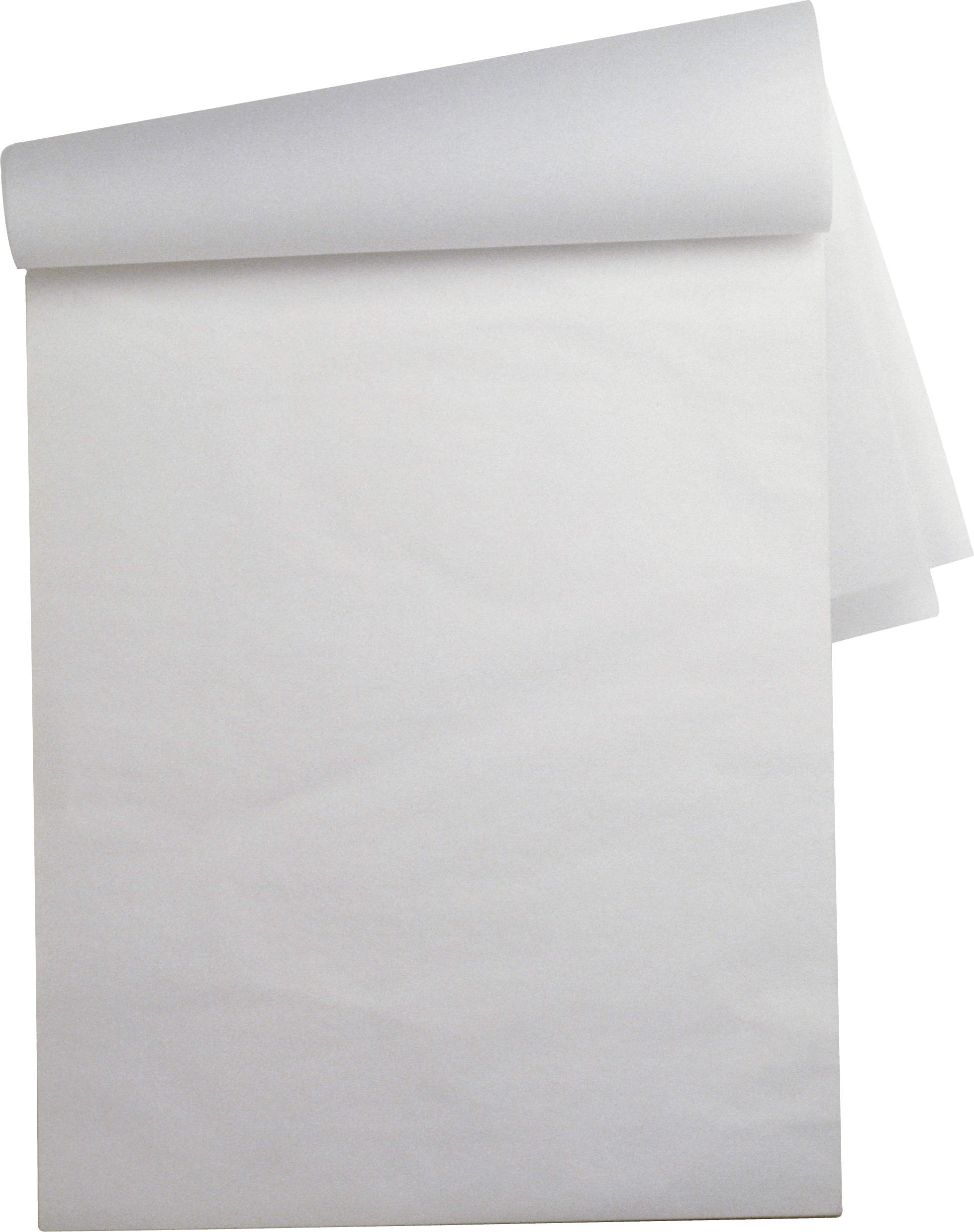 Sheet of paper clipart banner freeuse library White Folded Paper Sheet transparent PNG - StickPNG banner freeuse library
