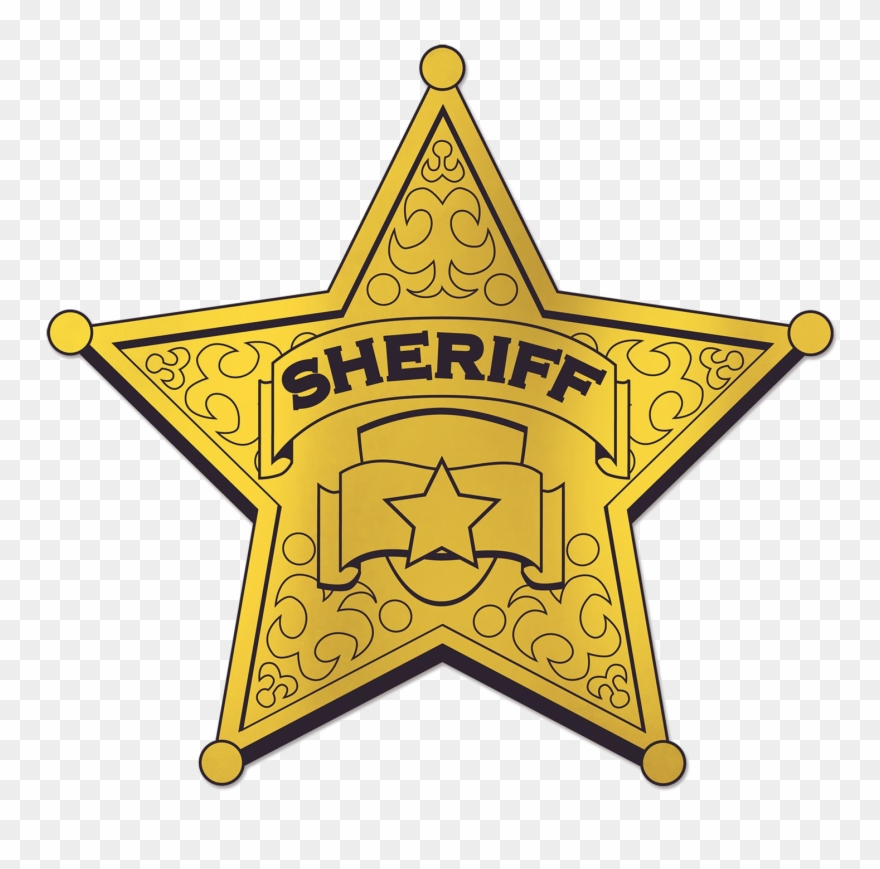 Sheffic clipart clip freeuse library Sheriff Badge Png Hd - Sheriff Badge Printable Clipart ... clip freeuse library