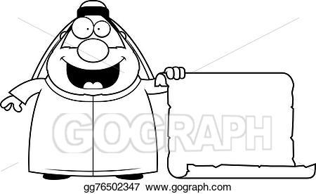 Sheikh clipart vector library Vector Art - Cartoon sheikh sign. EPS clipart gg76502347 ... vector library