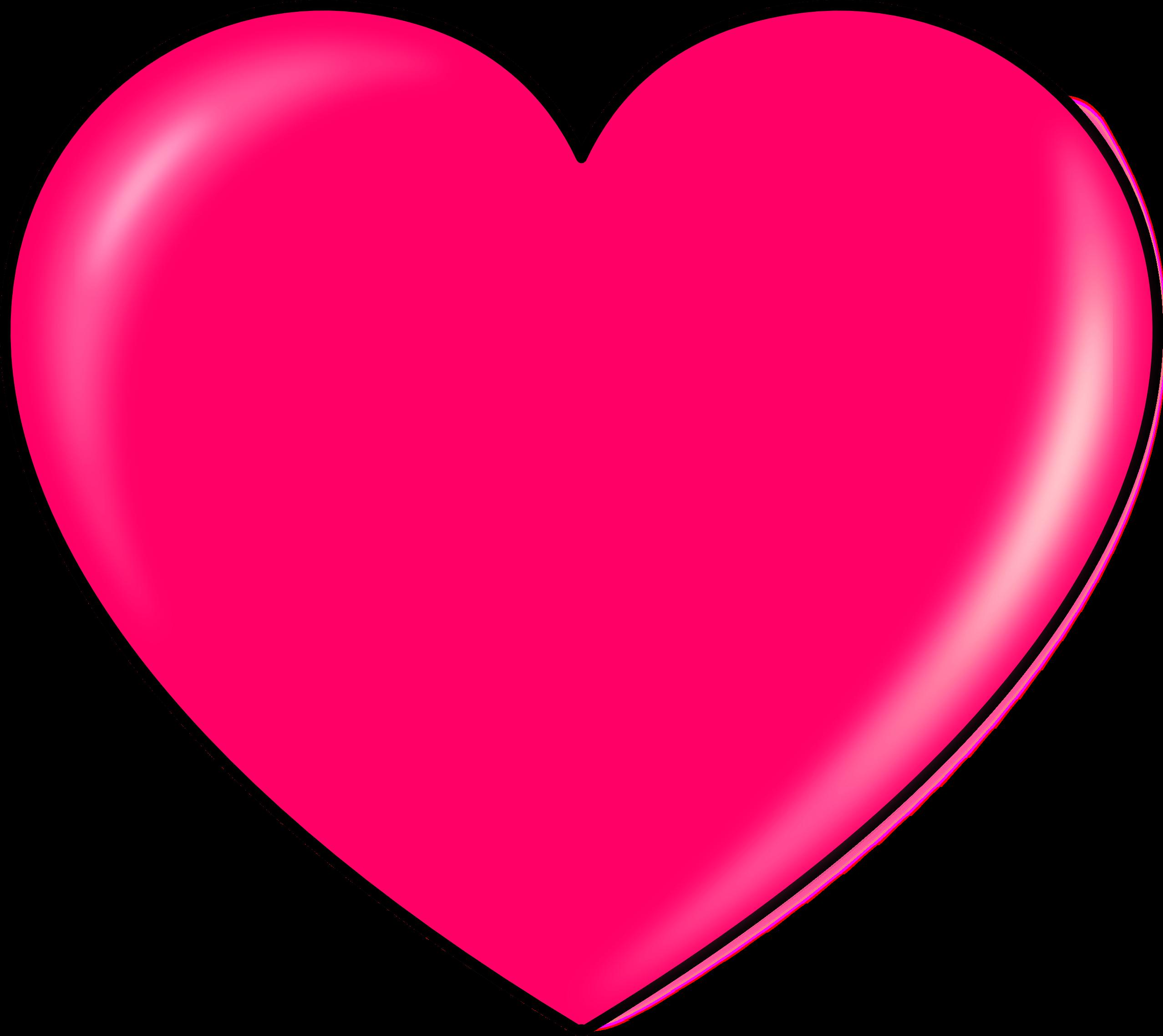 Shell heart clipart jpg library Pink Heart Clipart   HEARTS   Pinterest jpg library