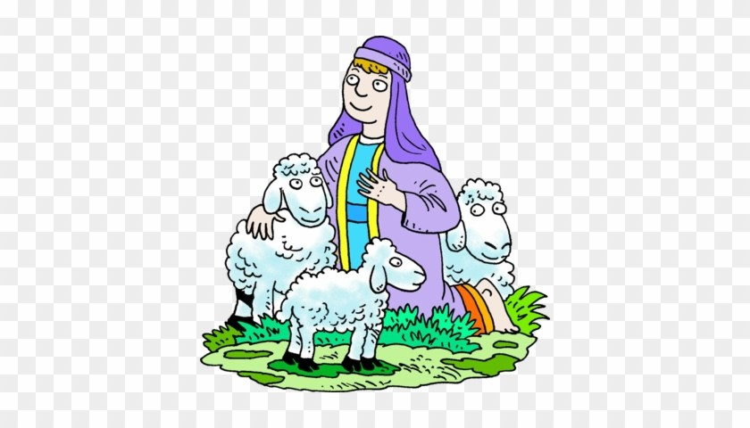Shepherd sheep clipart picture royalty free library Shepherd with sheep clipart 1 » Clipart Portal picture royalty free library