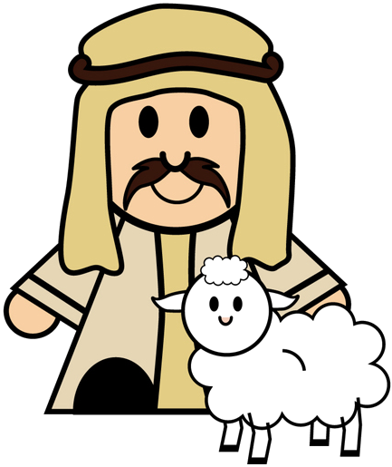 Shepherds nativity clipart graphic library stock Free Shepherds Cliparts, Download Free Clip Art, Free Clip ... graphic library stock