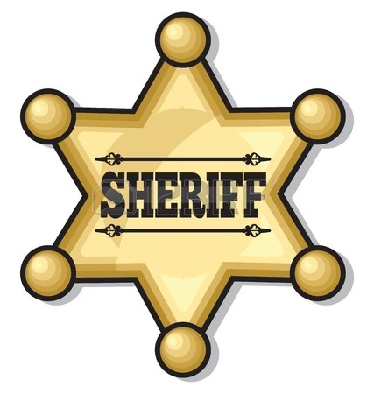 Sheriff badge clipart jpg free library Sheriff badge clipart free 8 » Clipart Portal jpg free library