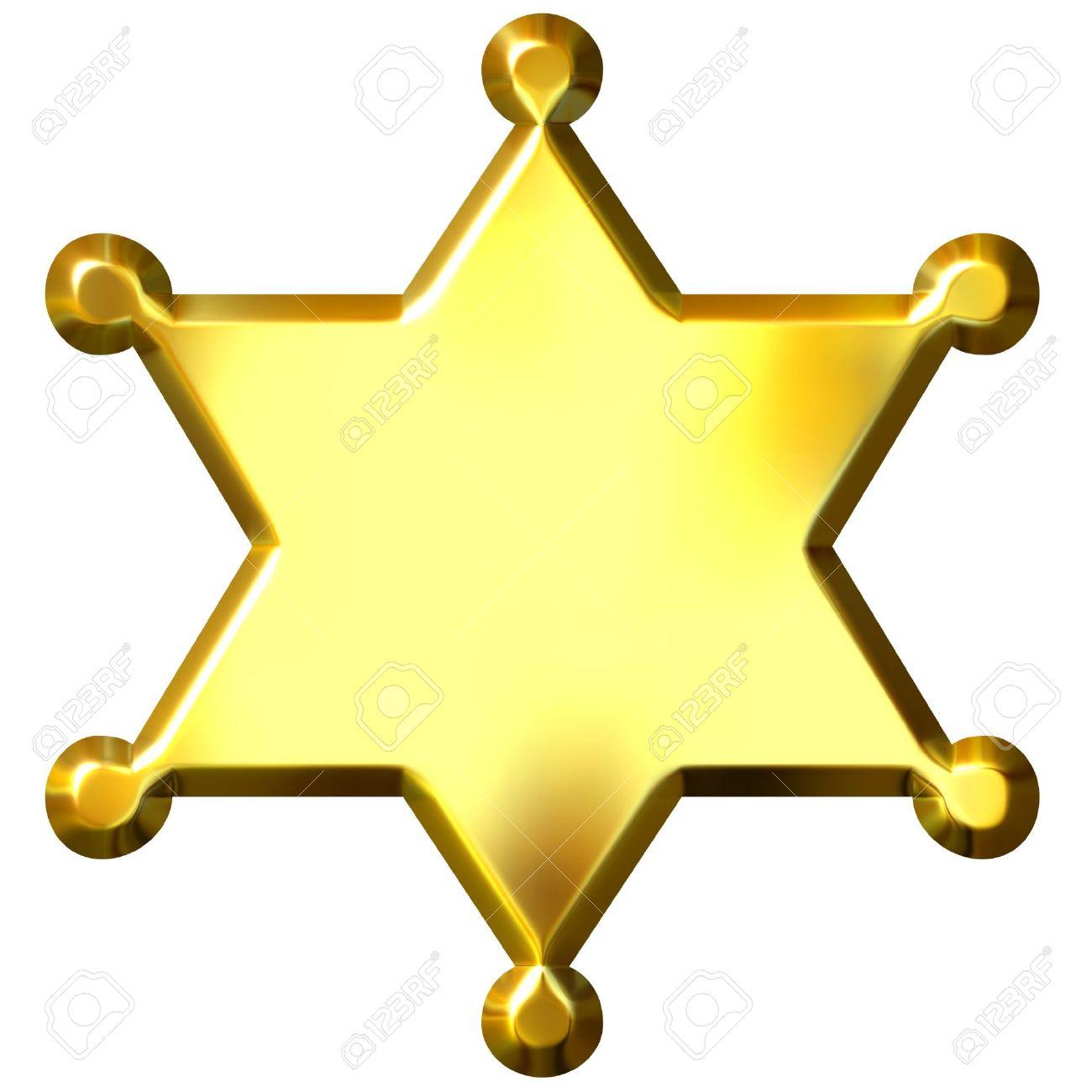 Sheriff badge clipart image free stock Sheriff Badge Clipart | Free download best Sheriff Badge ... image free stock