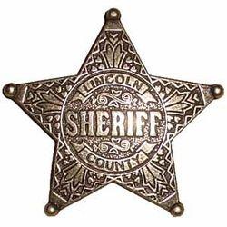 Sheriff badge clipart logan county oklahoma