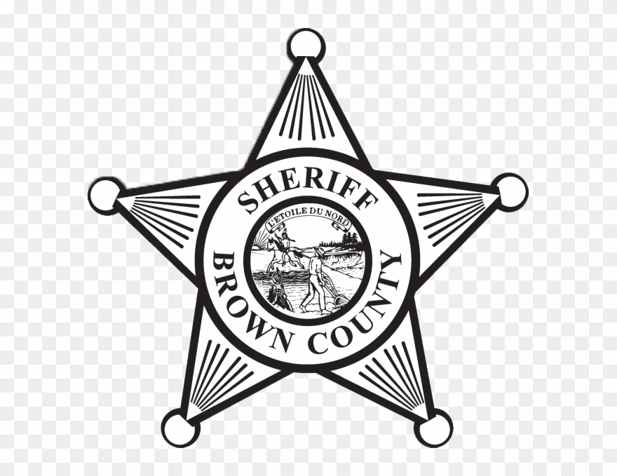Sheriff badge clipart clipart download Brown County Sheriff\'s Office Tipline - Carver County ... clipart download