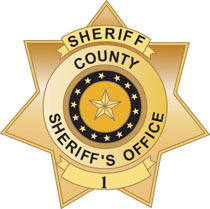 Sheriff star clipart free image royalty free library Free Badges Clipart - Clip Art Pictures - Graphics ... image royalty free library